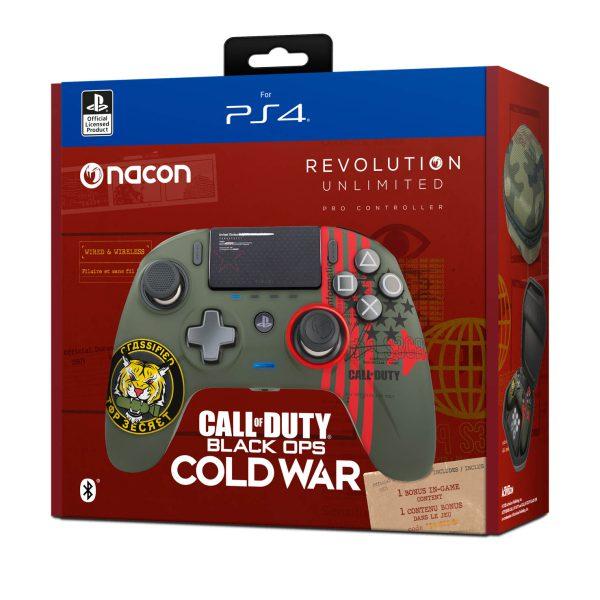 کنترلر حرفه ای Nacon Revolution Pro -PS4 باندل COD
