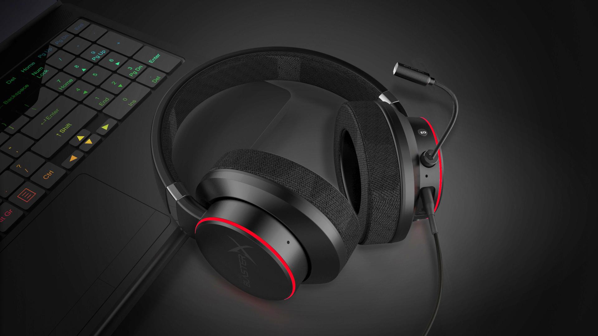 خرید هدست Sound BlasterX H6