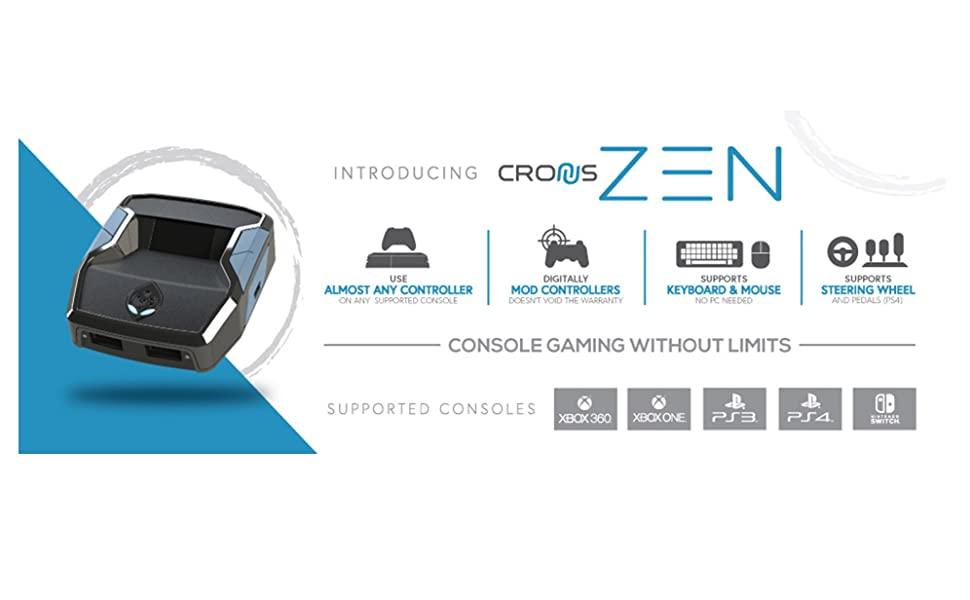 خرید آداپتور Cronus ZEN
