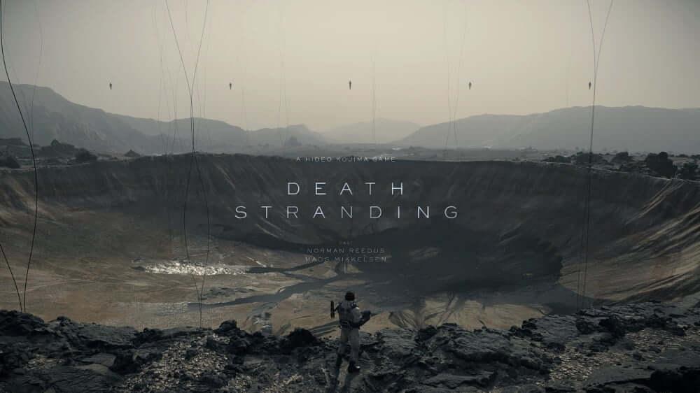آخرالزمان death stranding