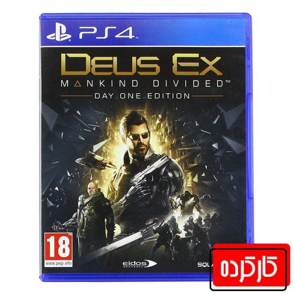 Deus Ex-PS4