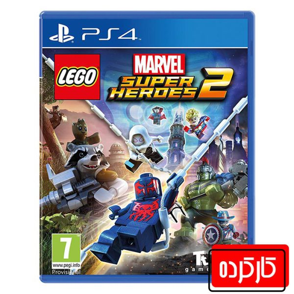 Lego Marvel Super Heroes 2 -PS4