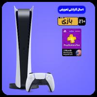 پلی استیشن 5 دیجیتال همراه اشتراک PSN