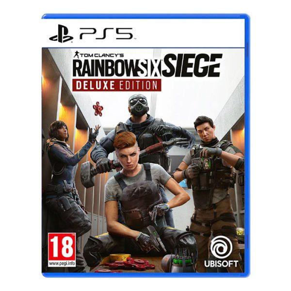 خرید بازی Rainbow 6 Siege پلی استیشن 5