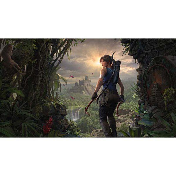 بازی Tomb Raider برای PS4