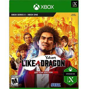 Yakuza: Like a Dragon-Xbox