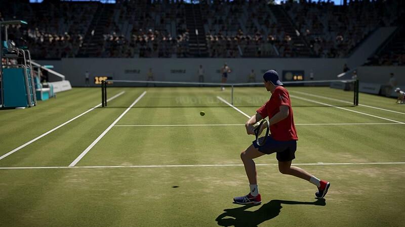 گیم پلی بازی Tennis-World-Tour-2-