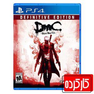DMC Devil May Cry-PS4 کارکرده