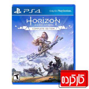 Horizon Zero Dawn Complete Edition-PS4 کارکرده