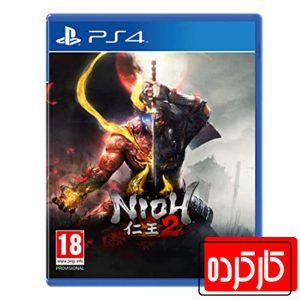 Nioh 2-PS4 کارکرده