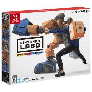 خرید پک ربات نینتندو Labo