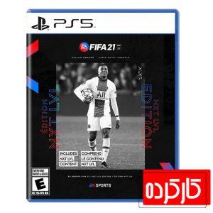 خرید بازی Fifa21-PS5 کارکرده