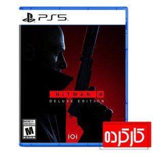 خرید بازی Hitman3-PS5 کارکرده