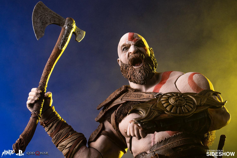 اکشن فیگور God of War Kratos Deluxe Sixth (پیش فروش)