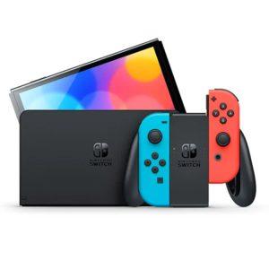 nintendo switch oled red blue joy con 750x750 1