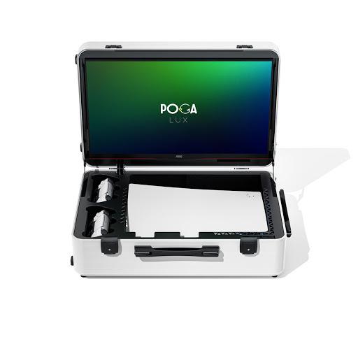 مانیتور همراه 24 اینچ سفید Indigaming POGA Lux PS5 (پیش فروش)