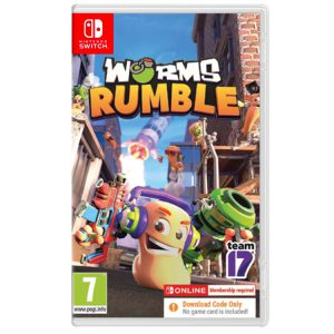 Worms Rumble - Fully Loaded - Nintendo Switch