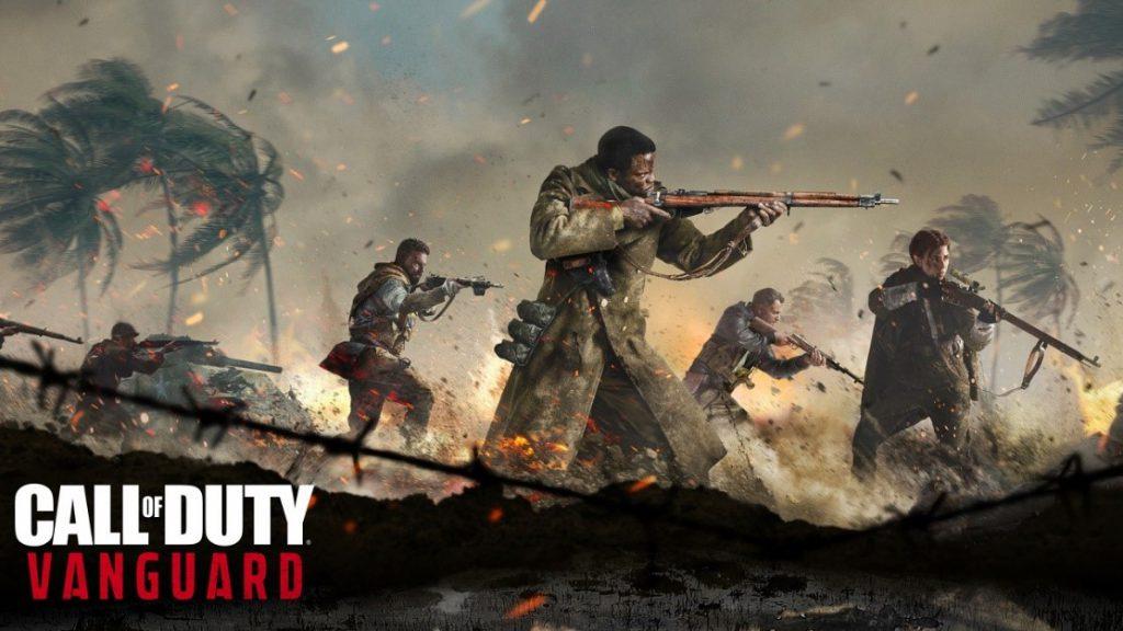 رونمایی از Call of Duty: Vanguard