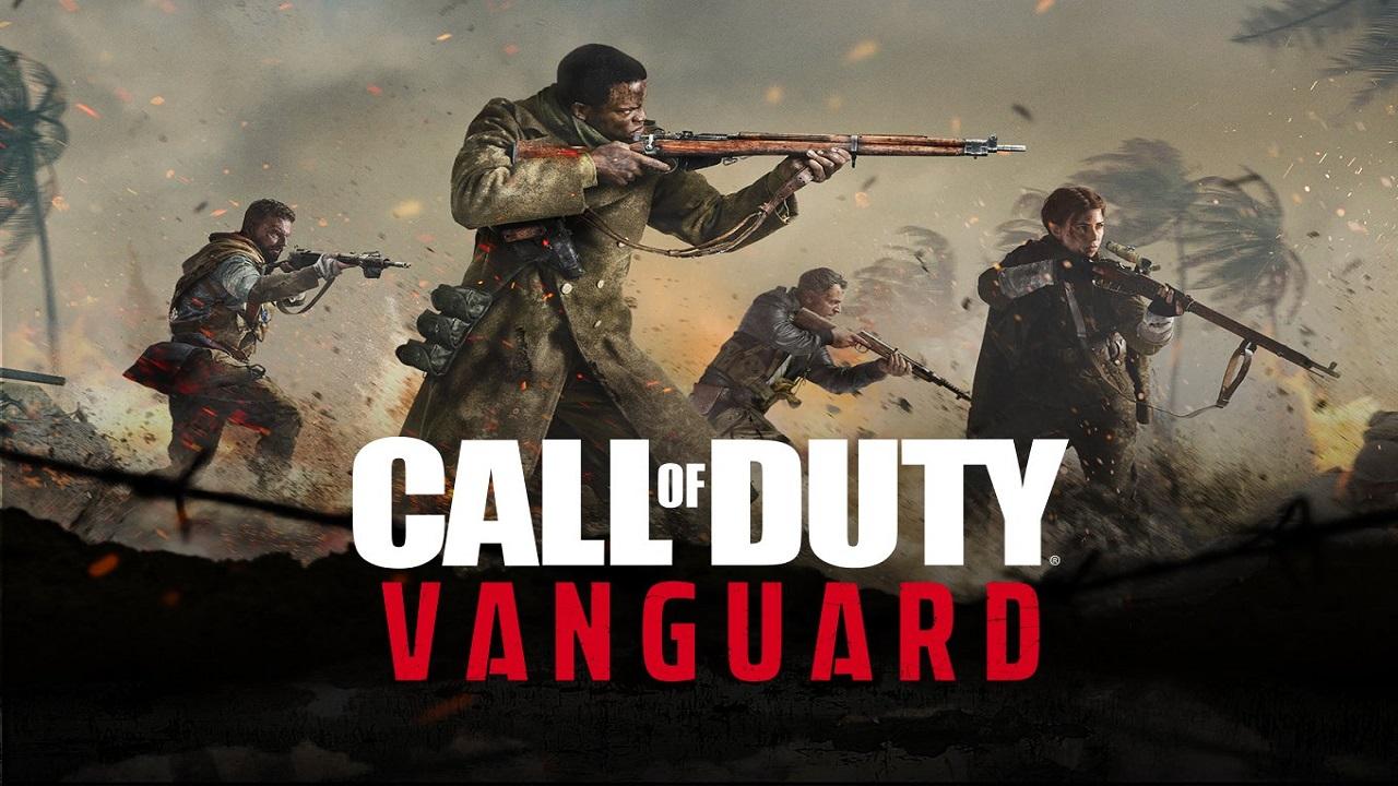 ایستراِگهای بازی Call Of Duty Vanguard