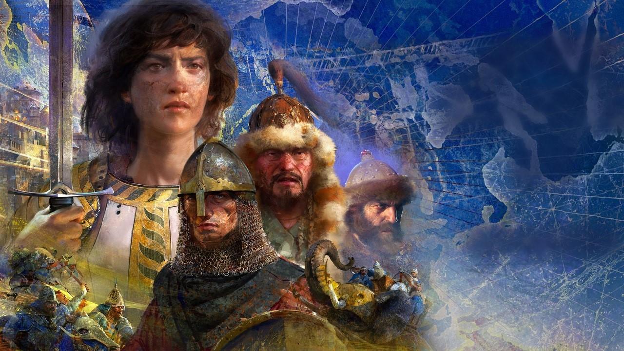 بتای عنوان Age of Empires 4