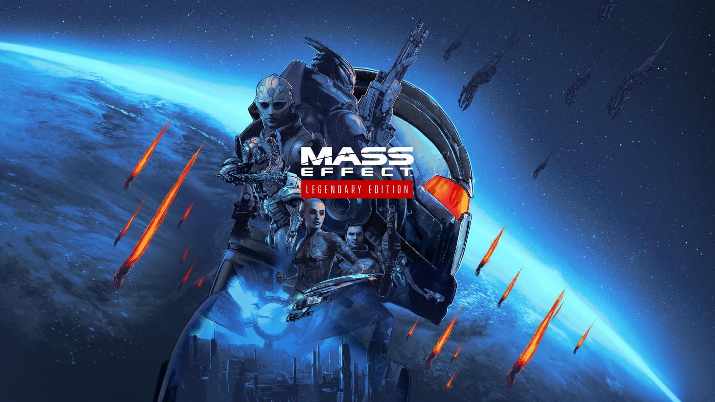 بازی Mass Effect: Legendary Edition