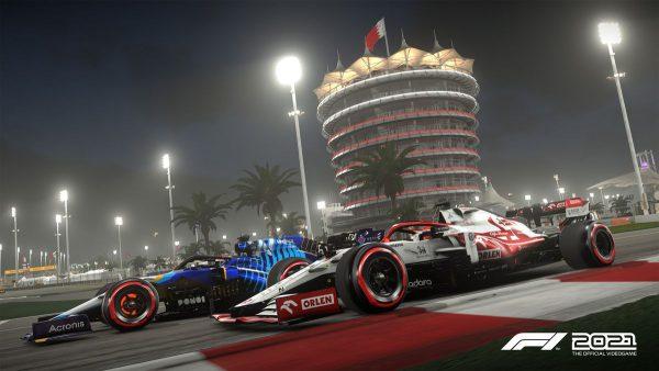 Formula 1 - 2021 - PS5