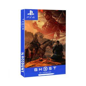 خرید اکانت قانونی Ghost of tsushima برای PS4