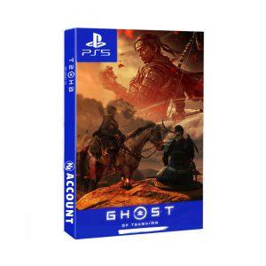 خرید اکانت قانونی Ghost of tsushima برای PS5