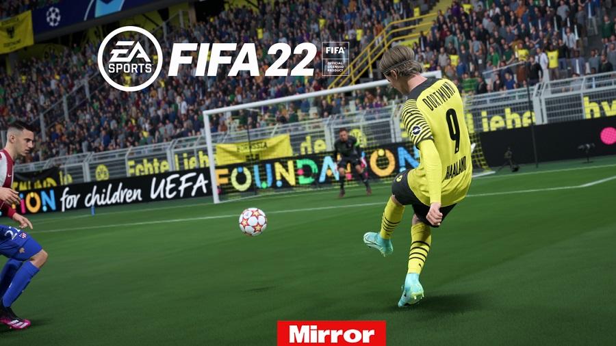 Fifa22 Gameplay