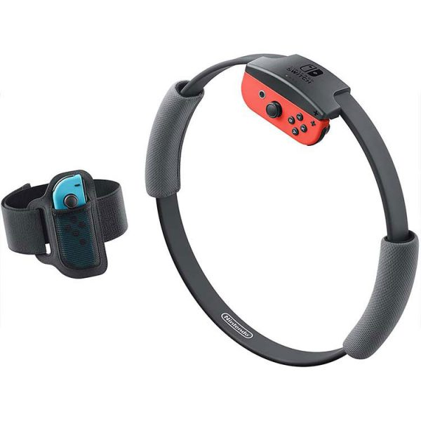 Ring Fit Adventure With Sports Ring Nintendo Switch Gallery 01 600x600 1