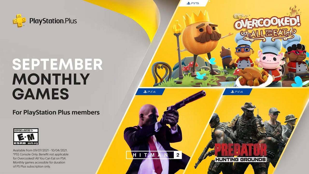 September Free Games