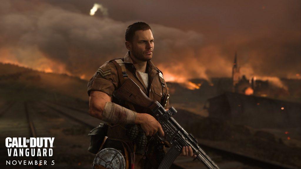 بخش چندنفره Call of Duty Vanguard