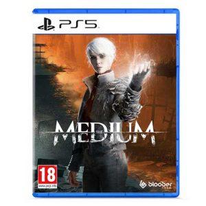 دیسک بازی مدیوم ps5