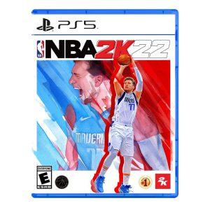 خرید بازی NBA2K22 برای PS5
