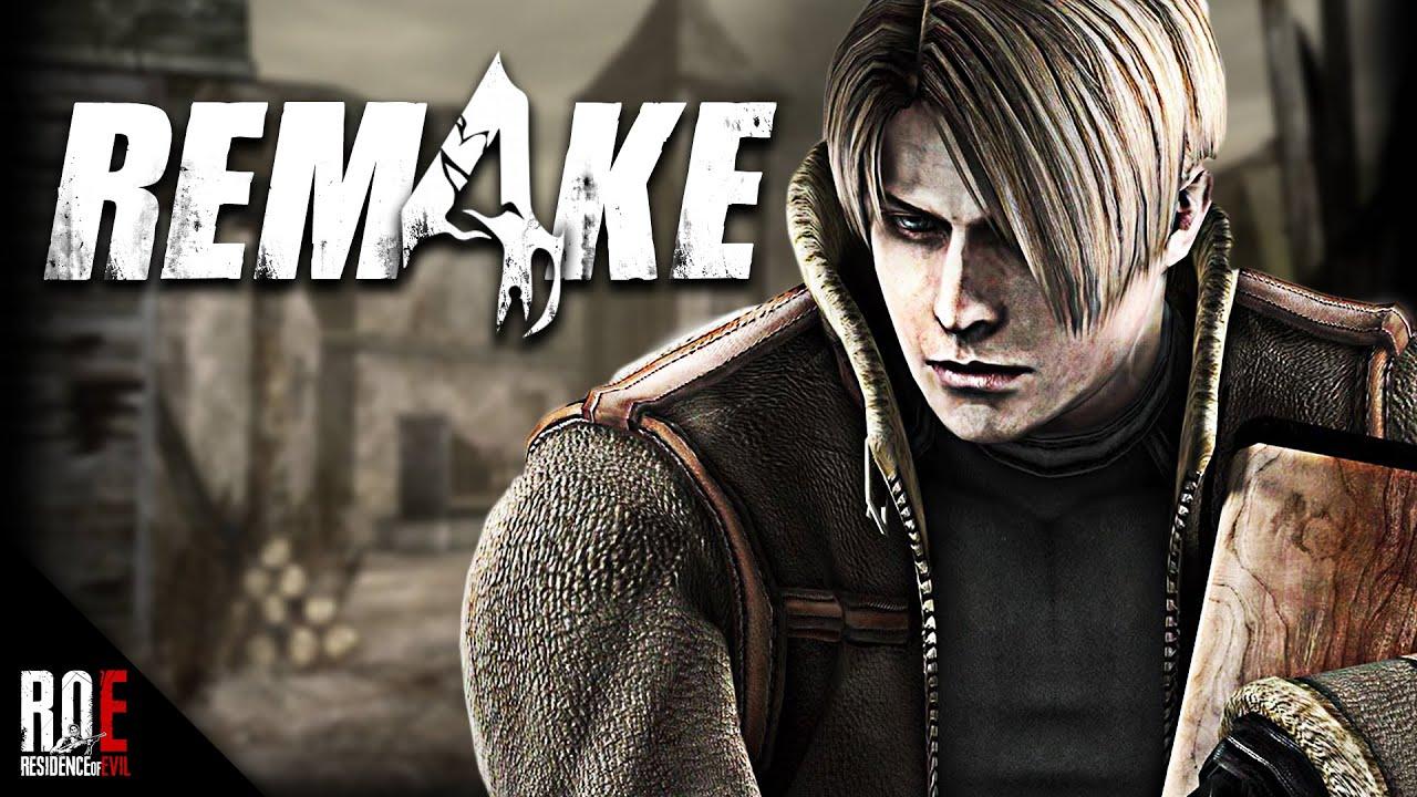 ریمیک بازی Resident Evil 4