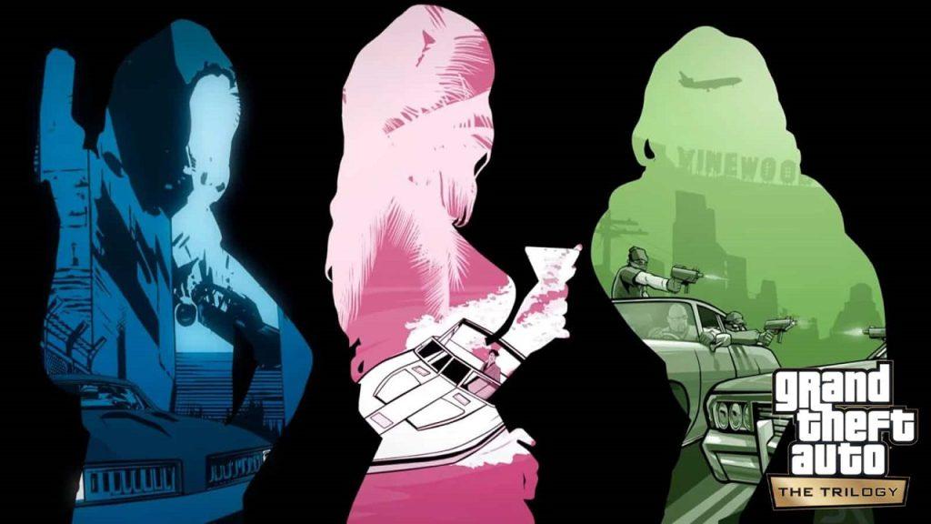 بازی GTA: The Trilogy - The Definitive Edition